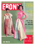 Ebony July 1962 Photographic Print by G. Marshall Wilson