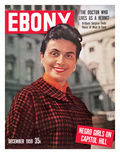 Ebony December 1959 Photographic Print by Moneta Sleet