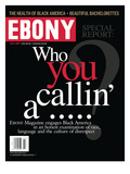 Ebony July 2007 Photographic Print by EBONY Editors