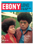 Ebony March 1970 Photographic Print by Leroy Patton