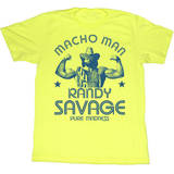 Macho Man - Purity T-Shirt