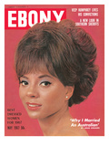 Ebony May 1967 Photographic Print by Moneta Sleet
