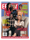 Ebony September 2001 Photographic Print by James Mitchell