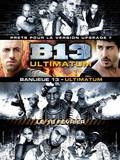Banlieue 13 Movie Poster Masterprint