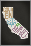 Golden State of Mind Posters