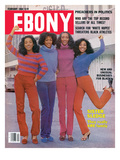 Ebony February 1980 Photographic Print by Moneta Sleet