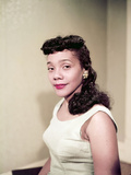 Coretta Scott King, 1958 Photographic Print by Moneta Sleet