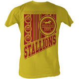 USFL - Wild Stallions T-shirts