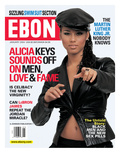 Ebony January 2004 Photographic Print by Vandell Cobb