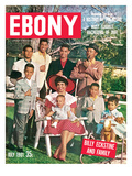 Ebony July 1961 Photographic Print by Howard Morehead