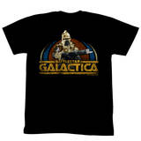 Battlestar Galactica - Cylon T-shirts