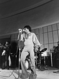Soul James Brown, 1974 Concert Photographic Print by Norman Hunter