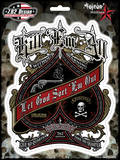 Kill Em All Sticker Stickers