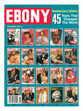 Ebony November 1990 Photographic Print by EBONY Editors