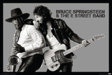 Bruce Springsteen - Born to Run Posters