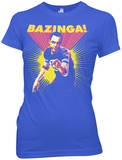 Juniors: The Big Bang Theory - Sheldon Posterized Shirts