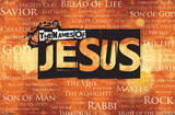 Names of Jesus Posters