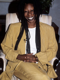 Whoopi Goldberg, 1988 Photographic Print by Isaac Sutton