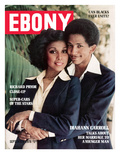 Ebony September 1976 Photographic Print by Moneta Sleet
