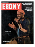 Ebony November 1974 Photographic Print by G. Marshall Wilson
