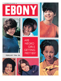 Ebony February 1966 Photographic Print by EBONY Staff