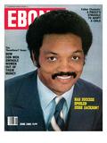 Ebony June 1981 Photographic Print by Vandell Cobb