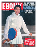 Ebony October 1957 Photographic Print by Isaac Sutton