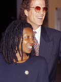 Whoopi Goldberg, Friars Club Roast Held on October 8, 1993 Photographic Print by Frederick Watkins