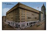 San Francisco: Palace Hotel Giclee Print