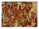 Guatama Buddha's Temptation Giclee Print