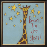 Reach for the Stars Prints by Anne Tavoletti