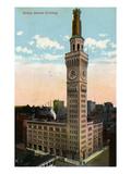 Baltimore: Bromo Seltzer Building Giclee Print