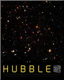 Hubble Ultra Deep Field - Arkalıklı Baskı