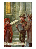 Charles Dickens' 'A Christmas Carol' Giclee Print