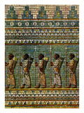 Bodyguard of the Persian King Giclee Print