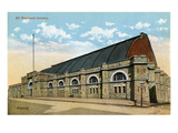 Baltimore: Fifth Regiment Armory Giclee Print