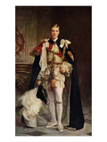 The Prince of Wales (Later Edward VIII) Giclee Print