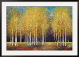 Golden Grove Prints by Melissa Graves-Brown