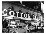 Harlem Cotton Club, New York City Giclee Print