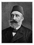 Ahmet Sefik Mithat Pasha Giclee Print