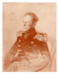 General Chief of Staff Count Helmut Von Moltke Giclee Print