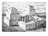Anu-Adad Temple in Assur Giclee Print