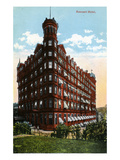 Baltimore: Rennert Hotel Giclee Print