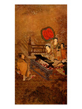 King Mu of Zhou Giclee Print
