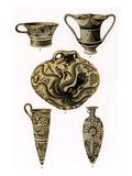The Development of Greek Pottery Giclee Print