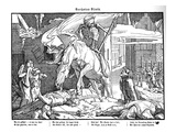 Totentanz 1848: Death as a Republican Hero Giclee Print by Alfred Rethel