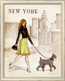 New York Prints by Andrea Laliberte