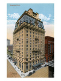 Baltimore: Emerson Hotel Giclee Print