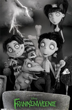 Frankenweenie - Group Posters