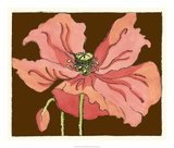 Petal Poetry I Giclee Print by Nancy Slocum